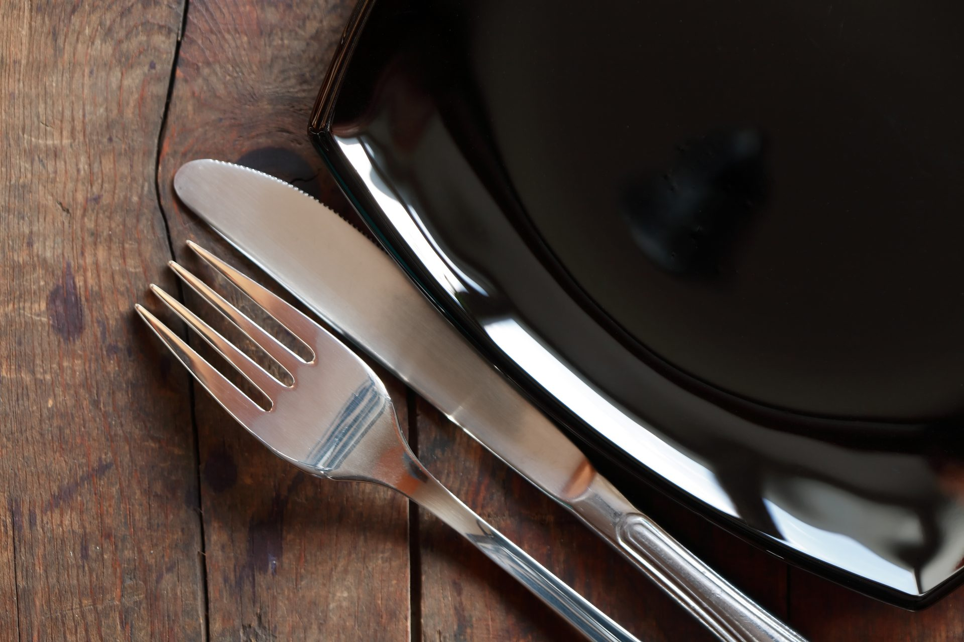 The Evolution to Stainless Steel Cutlery